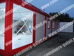 container modular second hand pret Alba